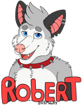 Robert Badge by Moufy
