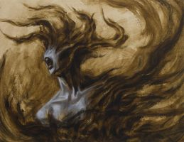 Furies: Study No. 1 by vee209