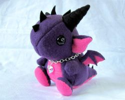 Dragon Plushie 2 by DragonsAndBeasties