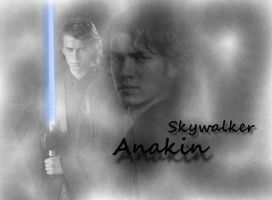 Anakin Skywalker by Mondauge7890