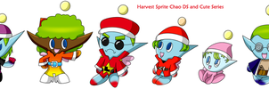 HMF Harvest SC DS and Cute by HeroineMarielys