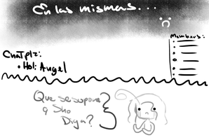 Chat plz(? by angelxstar
