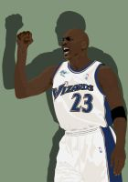 Michael Jordan.. by console-master