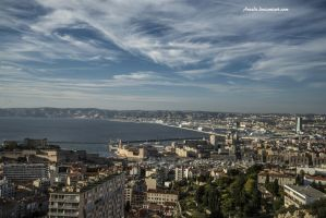 Vieux Port by Aneede