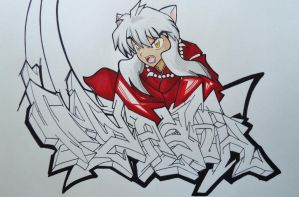Inuyasha by Precise24