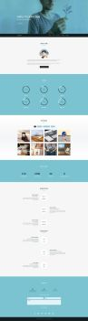 Verum - Free Resume / CV Template by templatewire