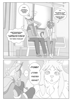 Ghost Love Cap 2 - Pag 38 (Spanish-Version) by EVANGELION-02