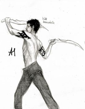 Will Herondale: Hottest Shadowhunter since 1861 by Miniartbypappy
