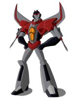 Animated Starscream by Legend-of-Blackout