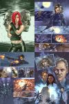 Alias: Agent Bristow Comic 01 by andyparkart