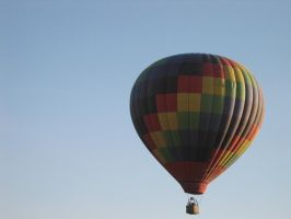 Hot Air Balloon by SpunkyStock