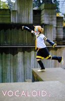 Vocaloid: Annnnnnd point by SugarBunnyCosplay