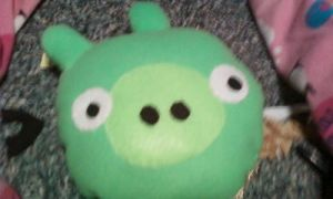 Angry Birds Pig by bonniea423