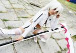 white rock shooter cosplay 3 by BeItUkI