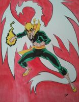 Ironfist by dannphillips