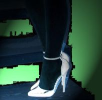 Rebecca's Shoes No. 1 by VicDillinger