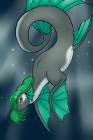 Hippocampus by SunFireDemon