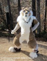 Brewster Smilodon by LobitaWorks