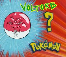 Voltorb by crackcat911
