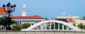 Singapore - Clock Tower by BBMacToma