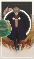 The Little Prince by alcotton
