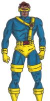 Cyclops Anthro by Furries-of-marvel