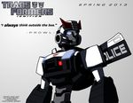 TF:Ignition Promo - PROWL by KrisSmithDW