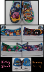 Kirby Shoes by Torkirby