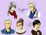 Ninjago: Adults/Parents by invaderwolfgirl
