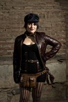 Sesion Steampunk/ Steampunk Photoshoot (1) by SteampunkChile