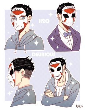 H2Odelirious by kyo52473