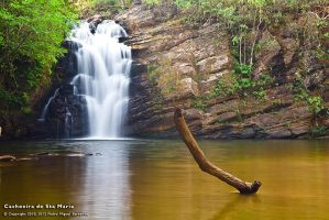 Cachoeira de Sta Maria by too-much4you