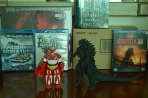 Christmas Haul 2014! by GIGAN05