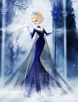 Once upon a time (Heroes and Villians) EVIL ROXEL by AnanasTua