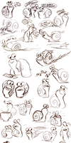 Turbo Sketches by sharkie19