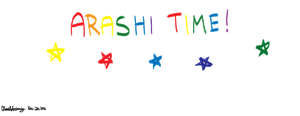 ARASHI TIME WITH AMNOS by Chesutoberry