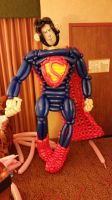 Balloon Superman by NoOrdinaryBalloonMan