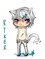 Ryker Chibi Request by supergal12000
