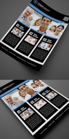 Creative Corporate Flyer by FlowPixel