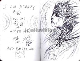 I am Memory by Eiluvision