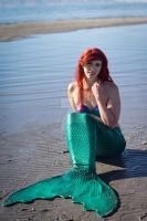 Ariel The Little Mermaid by Silver-Fyre