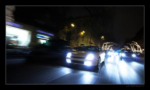 Honda Prelude In Motion 01 by miki3d