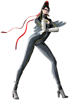Bayonetta XNA render by ArRoW-4-U