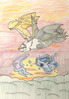 PKMNation:: Take to the Skies! by Dianamond