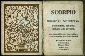 Scorpio by Miss--Dee