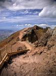 The Path Of Vesuvius by Hestefotograf