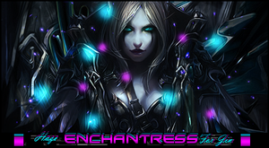 Enchantress by AshHaZe