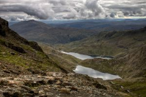 Snowdonian Views 5 by CharmingPhotography