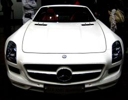 SLS Roadster by toyonda