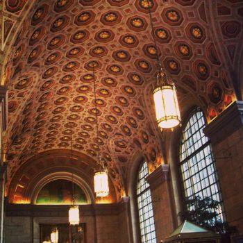 Terminal Ceiling (Tower City, Cleveland) by J-Urban-Hippie
